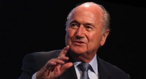 بلاتر: انتخابات الفيفا في بداية 2016 وأنا الرئيس المُنتخب