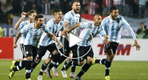 كوبا امريكا: ميسي يعزف والأرجنتين ترقص على ايقاع سداسية في شباك باراغواي