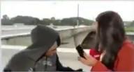 البرازيل: مراسلة سي إن إن تتعرض لسطو مسلح أثناء بث مباشر
