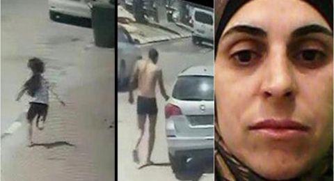 الطيبة تشيّع وفاة جوهر .. وفيديو يظهر هروب الزوج المنزل ثم خروج الطفلة باكية