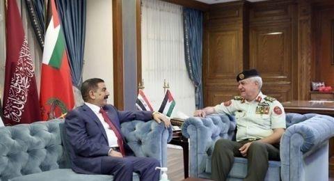 مباحثات عسكرية أردنية عراقية تتناول التطورات الإقليمية والدولية