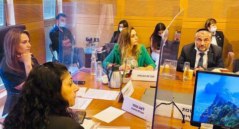 النائب سندس صالح في لجنة الكورونا: اسرائيل تتحمل مسؤولية المرضى الفلسطينيين الذين يُمنع دخولهم لتلقي العلاج في مشافي البلاد