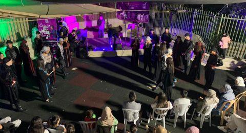 نجاح باهر لمعرض 'بيارق مقدسيه ' الخامس في العناية الاهلية بالقدس