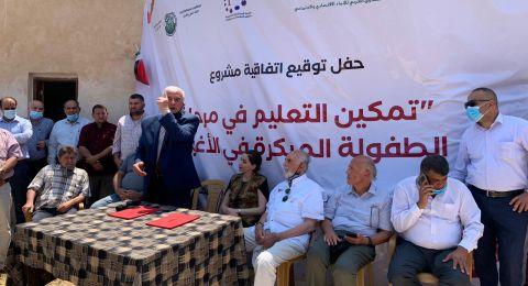 من قلب الاغوار : المصري صامدون و نتكاتف لمواجهة الضم وتمكين المواطن الفلسطيني على أرضه