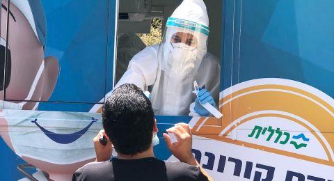 كلاليت تبادر إلى إجراء فحوصات كورونا في مصمص