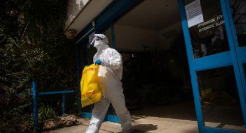 859 إصابة جديدة بكورونا في البلاد لأول مرة منذ انتشار الوباء