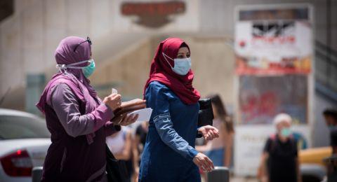 159 إصابة كورونا جديدة منذ الأمس وارتفاع حاد بالإصابات في بلدات المثلث الجنوبي