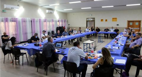 لأول مرة في الجلبوع: المصادقة على ميزانية للّجان المحلية في القرى العربية