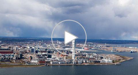 رحلة بالصور إلى مالمو في السويد