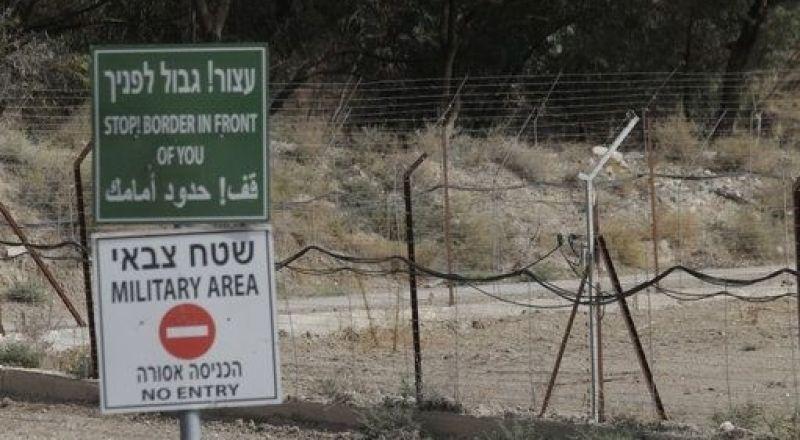 اسرائيل تتهم اردنيين بتهريب اسلحة