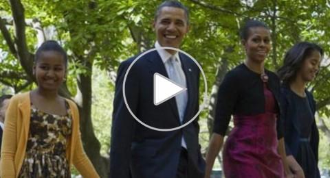 بالفيديو: سما المصري تسخر من اوباما بأغنية جديدة