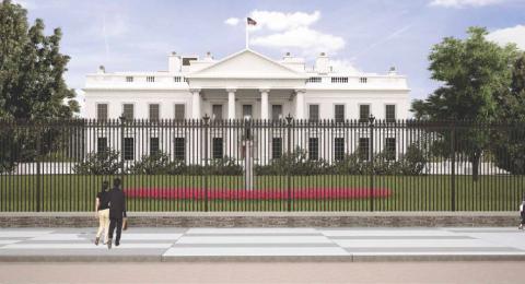 البيت الأبيض ينتقد حكما قضائيا يمنع تنفيذ قواعد جديدة للجوء