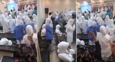 """اعتناق جماعي """"الإسلام"""" لـ81 ممرضةداخل مستشفى في الطائف"""