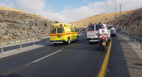 مصرع شاب وإصابة آخرين بحادث طرق مروع في الغور