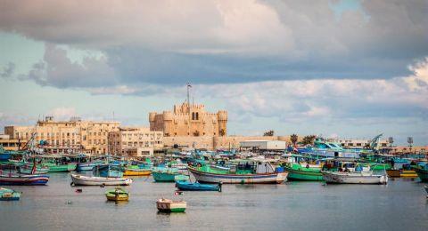 السياحة في مصر: رحلة إلى الإسكندرية