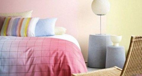 4 أفكار مميزة لديكورات غرف نوم بألوان صيفية مبهجة