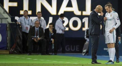 صورة تفضح سلوك غاريث بيل.. وزيدان: سنرى ما فعله في مدريد