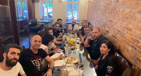 يوم الإثنين القادم .. مطاعم الحي الألماني (بن غوريون) في حيفا تعلن الاضراب