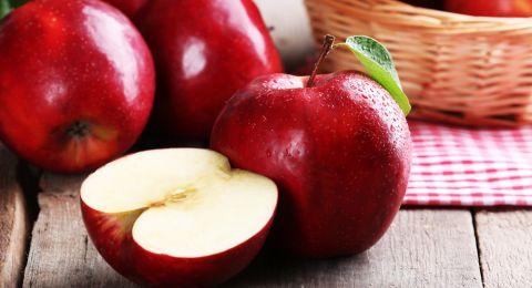 كشف سر فائدة تناول تفاحة واحدة يوميا!
