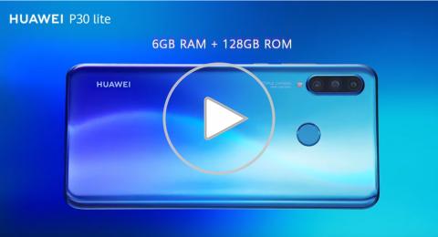 سلسلة Huawei P30 أصبحت أكثر تشويقاً مع النسخة الجديدة من هاتف P30 Lite