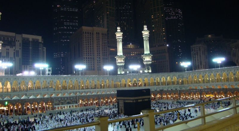 أكثر من مليون حاج وصلوا السعودية