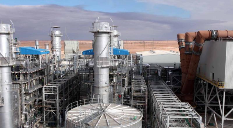 تقرير:  السعودية تدرس شراء الغاز من إسرائيل