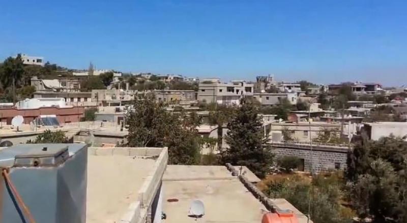 إسرائيل تقصف ريف القنيطرة الغربي في الجولان السوري