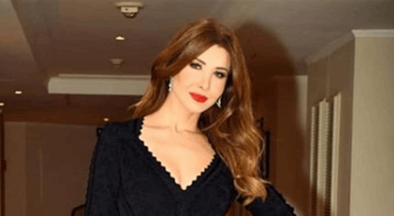 اقترب منها وحضنها.. نانسي عجرم ترفض قبلة من معجب: