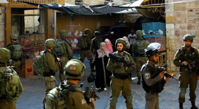 تعرض قوة عسكرية إسرائيلية لإطلاق نار شمال نابلس