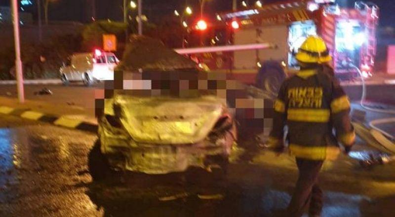 الطيرة: مصرع عزمي منصور بعد تعرضه لحادث طرق بكفر سابا