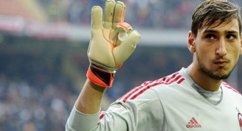 ًدوناروما اللاعب الأصغر سناً في قائمة إيطاليا منذ 105 عاما