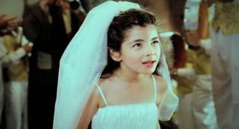 """ليلى زاهر طفلة """"عمر وسلمى"""" صارت شابة"""