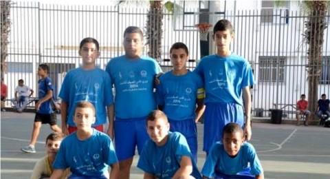 إنطلاق دوري كرة القدم المصغرة للشبيبة في باقة