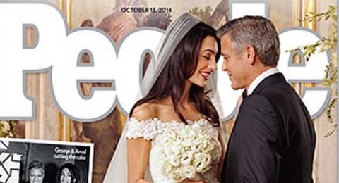 صور فستان زفاف أمل علم الدين