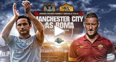 الليلة: مانشستر سيتي يرفع شعار الفوز امام روما لتجنب الدخول في حسابات التأهل المعقّدة