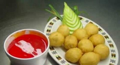 بتحب الاكل الصيني اليك طريقة عمل كرات الدجاج الصينية