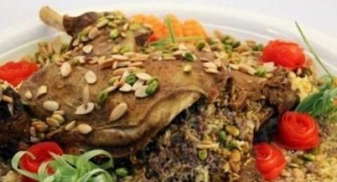 عزيمة العيد اشهى مع ضلع الخروف بالرز الشرقي