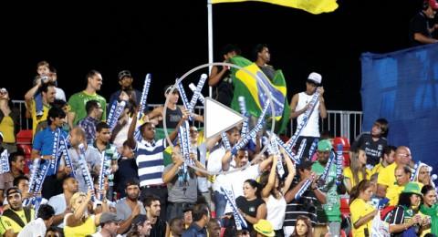 دبي تستضيف بطولة كأس القارات لكرة القدم الشاطئية