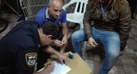 بيان شجب واستنكار الاعتداء الآثم على منزل الصحفي عادل طربيه