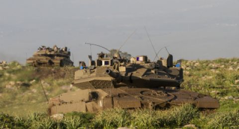 مناورات إسرائيلية تحاكي اقتحام