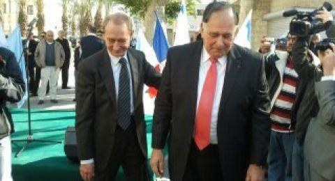 ياهف: المتطرفون يرغبون بالسيطرة على حيفا