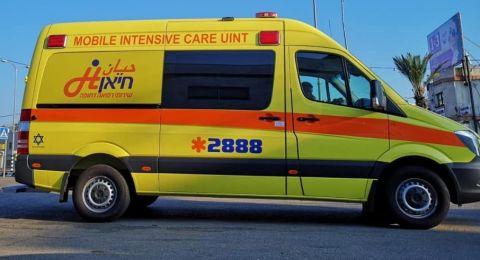 الجديدة- المكر: اصابة سائق دراجة نارية بعد حادث