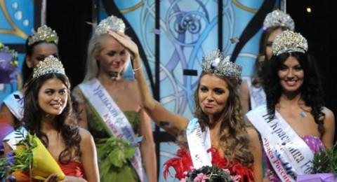 إقامة مسابقة اختيار ملكة جمال روسيا لعام 2010 فى موسكو