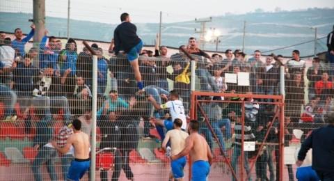 بلدي كابول يوقف انتصارات الاحمر الكناوي ويفوز عليه (2-1)