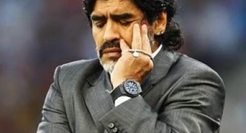 مارادونا يقترب من تدريب المنتخب الاماراتي