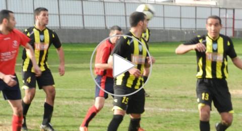 اتحاد مجد الكروم لم يستغل خسارة بئر المكسور ويتعادل امام بيتار نهاريا (1-1)
