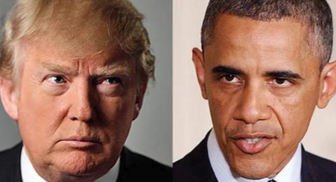 أوباما: الاحتجاجات ضد ترامب مشجّعة