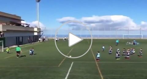 براءة الأطفال تتفوق على تنافسية كرة القدم