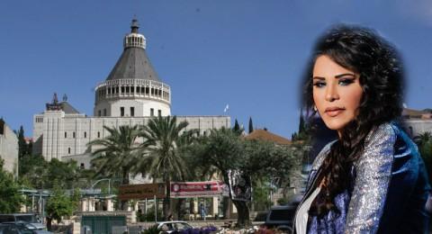 كذبة أول نيسان: أحلام تحيي حفل عيد الفطر في الناصرة