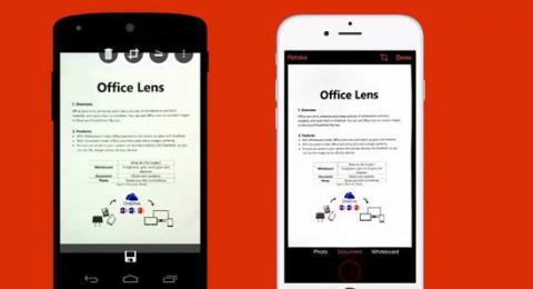 تطبيق الماسح الضوئي متوفر الأن لنظامي iOS واندرويد
